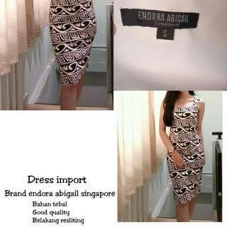 Dress branded singapore