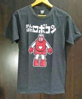 Authentic Gunzu Thailand mens robot japan anime mens t shirt