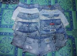 14pcs ukay2 shorts