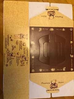 """蛋糕盒子(7"""" 正方)"""