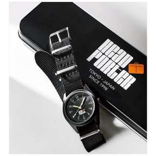 Headporter日雜付錄手錶