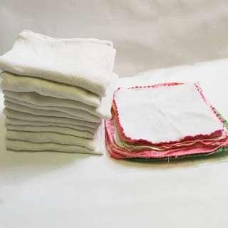 Nikpin baby Lampin + handkerchiefs 15 pcs