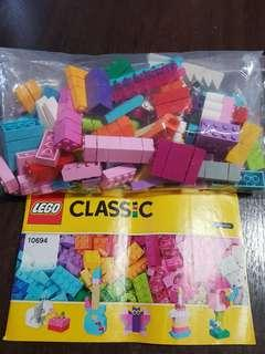 10694 Lego classic creative supplement bright (complete)