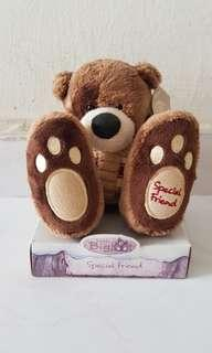 Brand new Big Foot bear (me to you)
