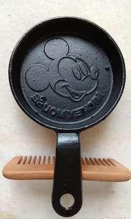 Mickey pancake Cast iron