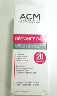 ACM depiwhite anti brown spot day cream SPF20