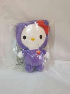 McDonald's Hello Kitty Purple