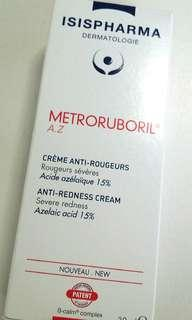 Metroruboril anti-redness cream