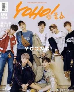 🚚 [SG PO] YOHO! 青春 JUNE ISSUE (NEX7) 