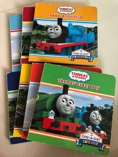 (Clearance) Thomas & Friends One a Day Story Set – Set of 7 books