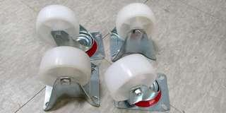 Brand New Heavy Duty Roller Wheels