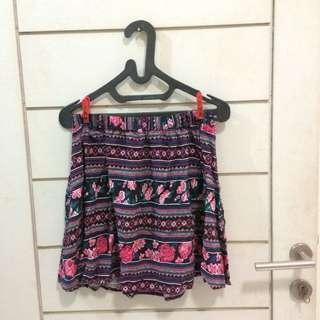 New Look Bohemian Skirt