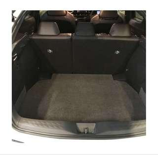 Boot tray for Toyota chr
