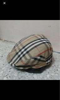 Burberry baretta hat