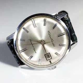 1960s Citizen Ace Date 21 Jewels Hand Winding Watch