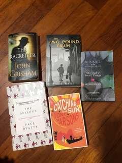 Books x5