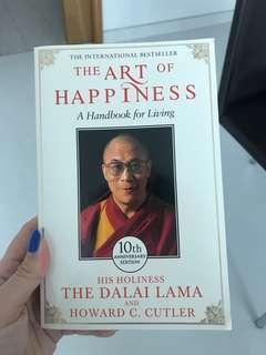 The Art of Happiness: A Handbook for Living (Dalai Lama)