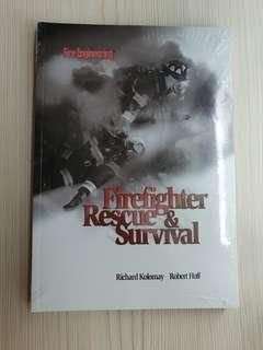 BNIB MINT Firefighting books