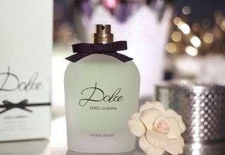 專櫃正品 (D&G) Dolce&Gabbana - Dolce Floral Drops 甜蜜女性淡香水 50ml(專櫃零售價HKD$735,75ml) #sellfaster