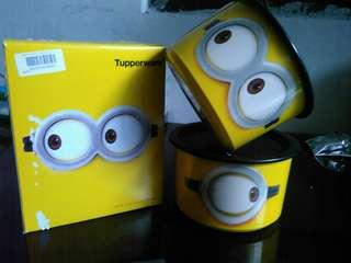 Tupperware minion