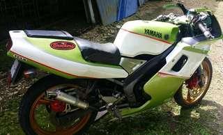 Yamaha TZM150