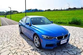 2014 BMW 328 M sport四輪傳動