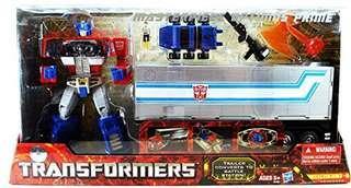 masterpiece optimus prime hasbro version