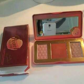 Free ongkir!  Blush on, bronzer