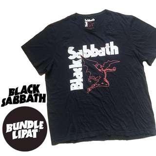 BLACK SABBATH FALLEN ANGEL TSHIRT OFFICIAL SIZE L ~ XL