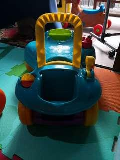 Playskool Step Ride