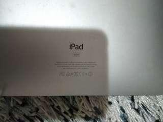 Ipad 1 32GB not sure condition lost charger