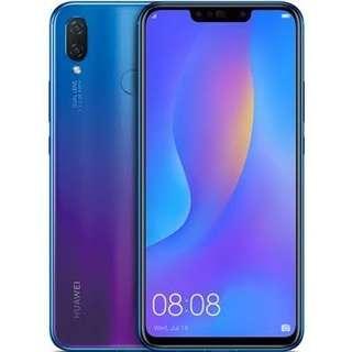 Huawei Nova 3i CICILAN 0% proses 3 Menit