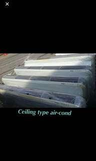Ceiling type aircond