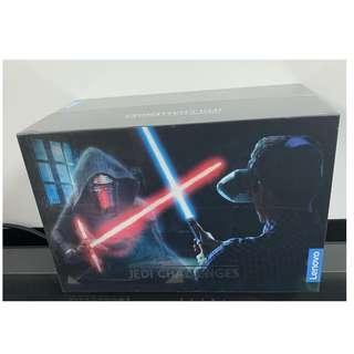 全新行貨沒開封 Star Wars Jedi Challenges AR 星球大戰 絕地挑戰  黑武士光劍 AR星戰 聖誕禮物