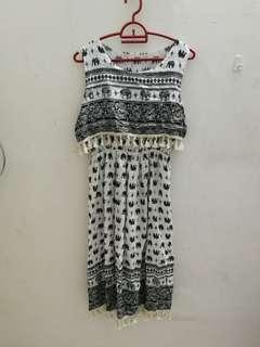 BN beach dress