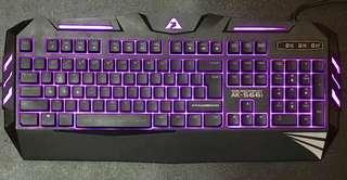 Armageddon Gaming Keyboard