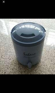 8L Blue Sahara Drink Jar