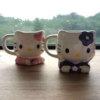 Hello Kitty Cup Handmade from Japan