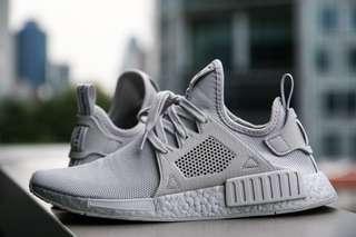 (STEAL!) Adidas NMD XR1 Triple Grey