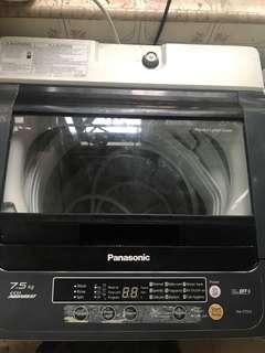 Panasonic washing machine 7.5kg