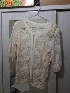 Lace Cardigan (Outer)