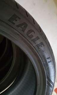 Goodyear f1 asymmetric 245/40 r19