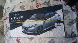 Tuala Nissan Leaf