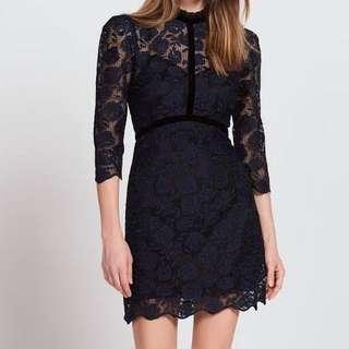 Sandro Paris designer dress