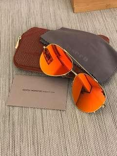 Authentic Gentle Monster Sunglass (2 tone)