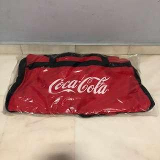 Limited edition Coca Cola travel bag