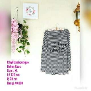 ✔LelangPremium✔ Kaus Salur XL