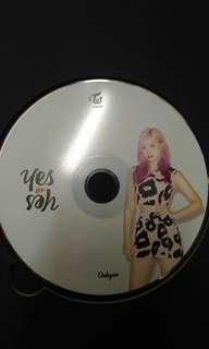 (WTT) Dahyun CD from Yes or Yes album