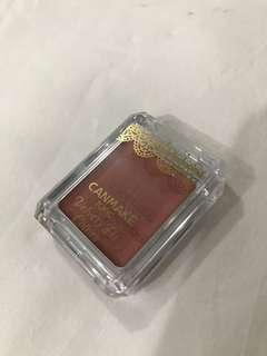 Canmake velvety fit colors eyeshadow 03 (used one time only)
