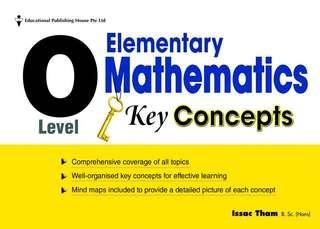 O Level EMath revision book